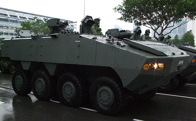 Terrex - What to see at the Mobile Column