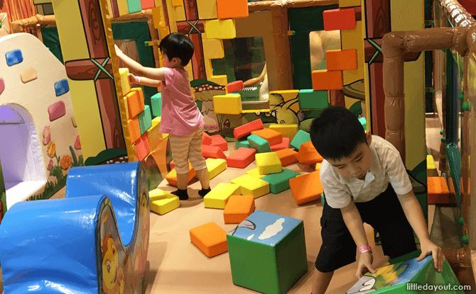Toddler Area at Waka Waka