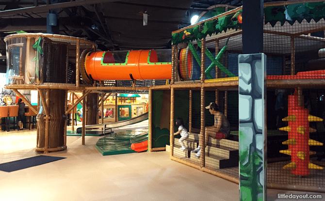 Waka Waka Indoor Playground, Annex@Furama Riverfront