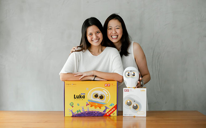 Luka Reads: The Multilingual Reading Robot That Reads, Sings And Communicates