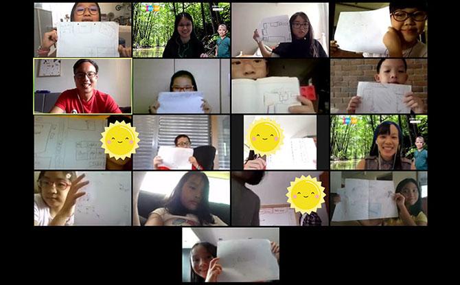 Survivor Little Day Out Virtual Camp