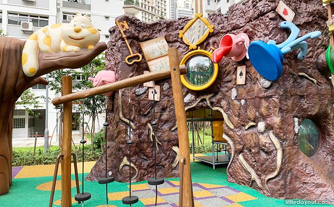 Dawson Alice in Wonderand Playground
