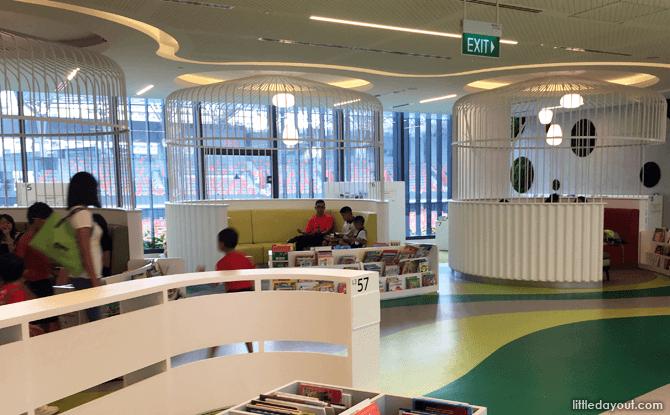 Birdcage Reading Corners