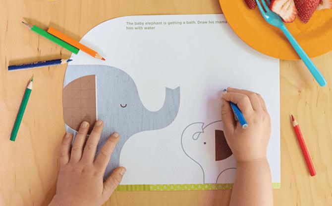 Color Me Safari - Christmas Gift Ideas in Singapore 2017