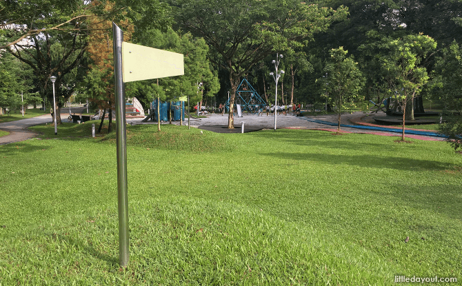 Yellow Flags, Bishan-Ang Mo Kio Park