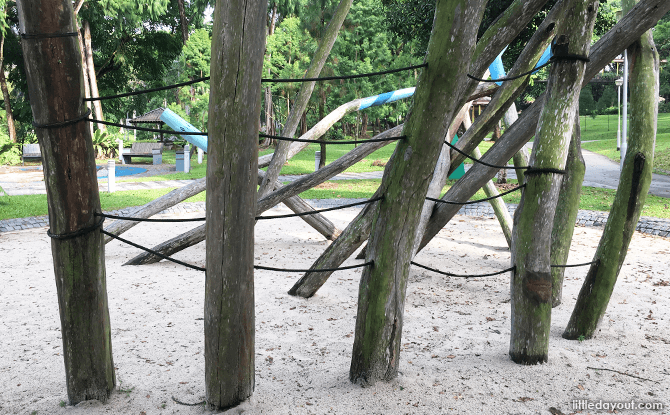 Forest of Poles