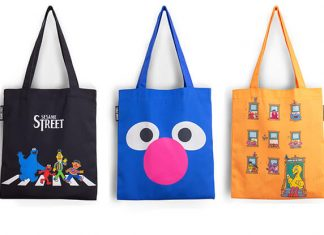 GIVEAWAY! Win Sesame Street Themed Products By Goldwood Singapore