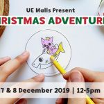 Christmas Adventures at UE Malls with Pinkfong & Baby Shark