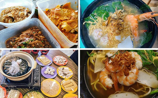 Local Hawkers You Can Support During The Circuit Breaker Period And Get Your Comfort Food Fix