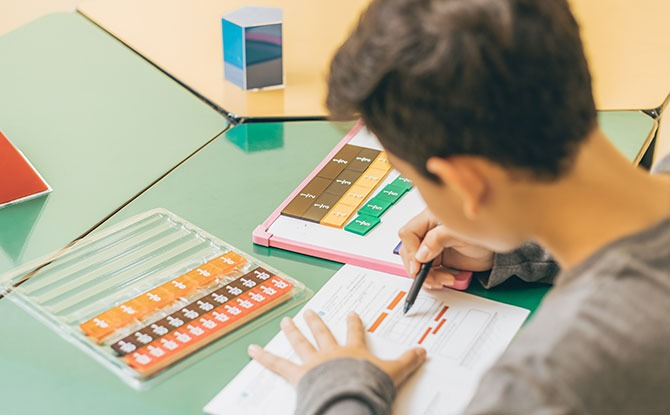 Worksheets at S.A.M, Math Enrichment Classes in Singapore