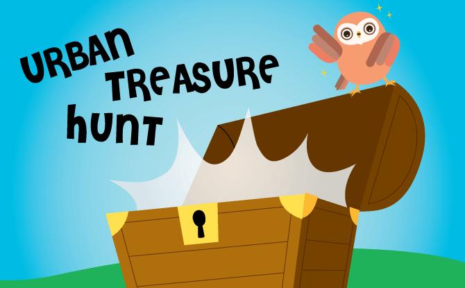 Hua Urban Treasure Hut