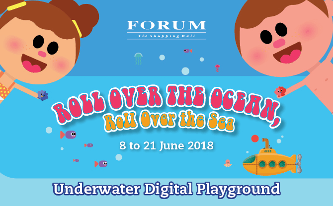 Roll Over the Ocean, Roll Over the Sea - Forum Digital Playground