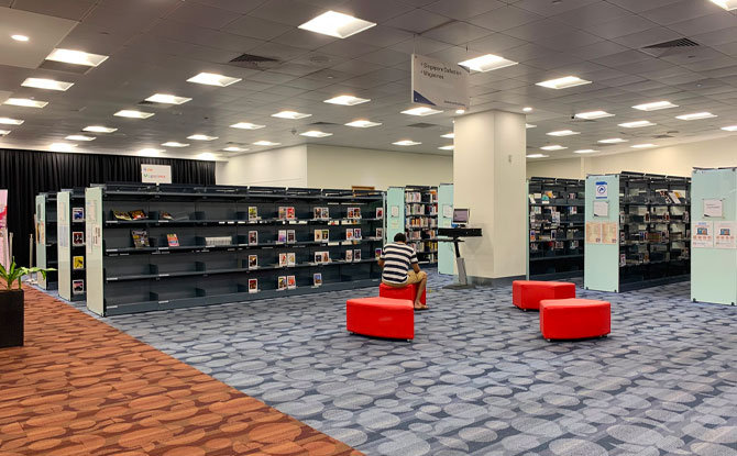 Library Loan Period Doubles To 6 Weeks Till 31 July