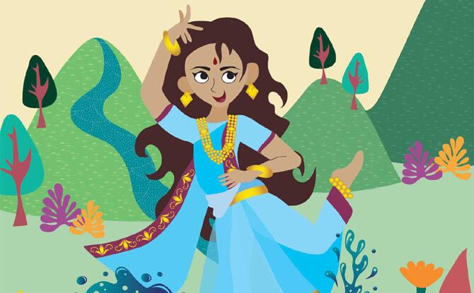Esplanade Kalaa Utsavam Ganga – The Heavenly Princess