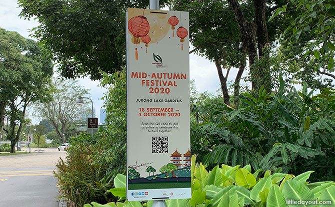 Mid-Autumn Festival at Jurong Lake Gardens (Online Edition)