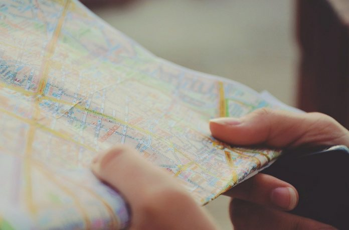 Kids Can Join An Online Class To Learn To Read A Map & Give Their Spatial Awareness A Boost