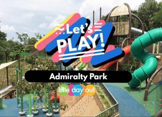 Admiralty Park Playground Video