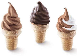 McDonald's Hershey's Soft Serve Cones - Serving From 23 September 2019