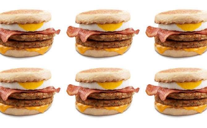 McDonald's McMuffin Stack Is Back All-Day Long From 24 March 2021, While Stocks Last