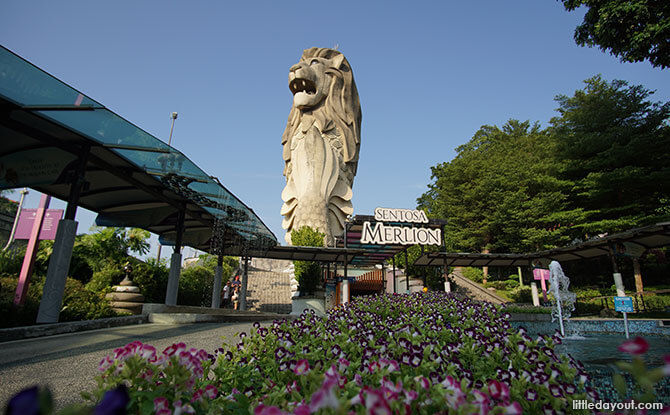Quick Guide To Visiting Sentosa: How To Get There, Attractions & Things To Do