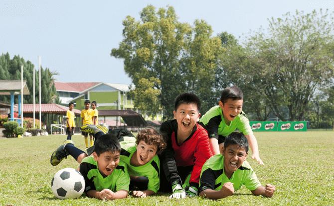 MILO Soccer Cup 2017
