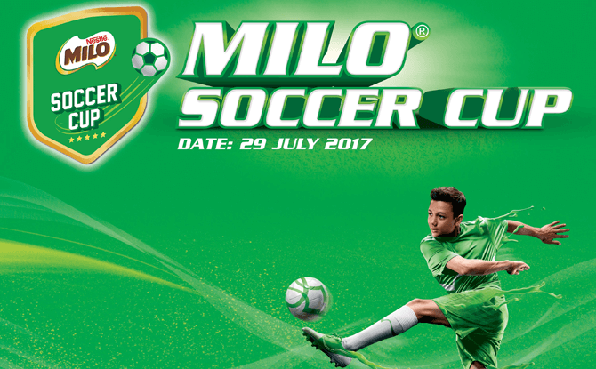 MILO Soccer Cup - 29 July 2017