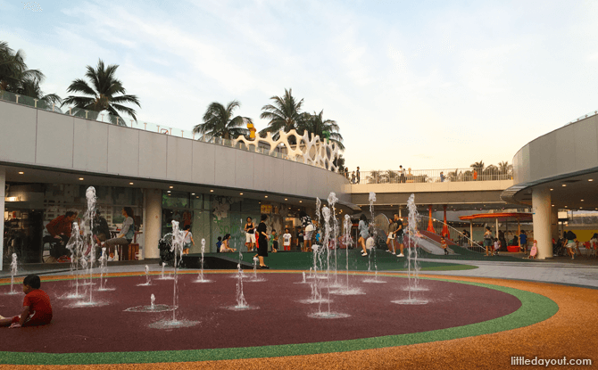 Vivocity Play Area