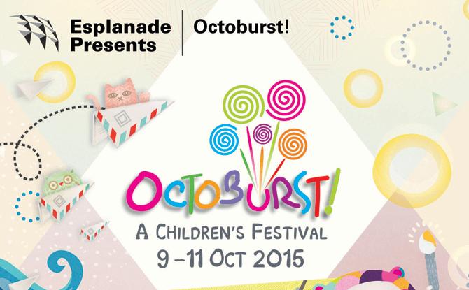 Esplanade Presents Octoburst 2015