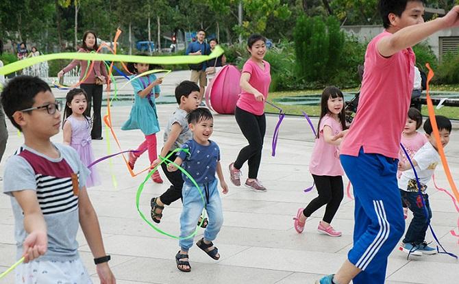 Parent-Child Workshop: Dance Together!