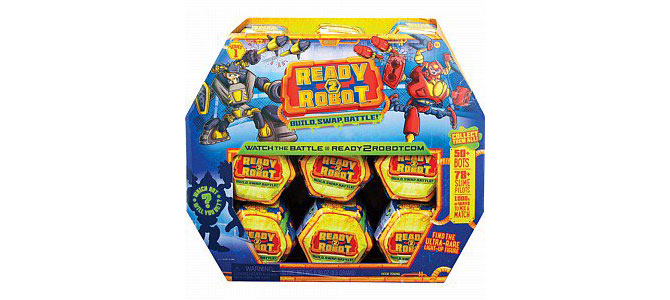 Ready 2 Robot Single Pack