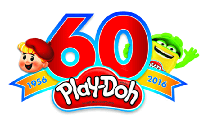 The Largest PLAY-DOH 60th Birthday Bash