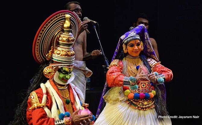 Rasas 2019: Kathakali