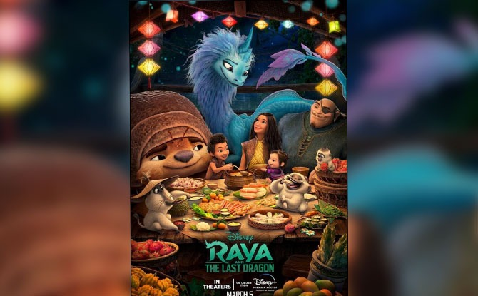 Parent Review: Raya And The Last Dragon (2021) – A Tail With Heart, Fang, Talon & Spine
