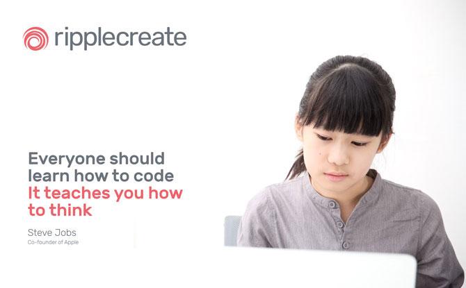 ripplecreate, Coding Classes for Kids