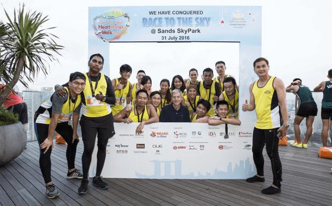 Race To Sky Vertical Marathon