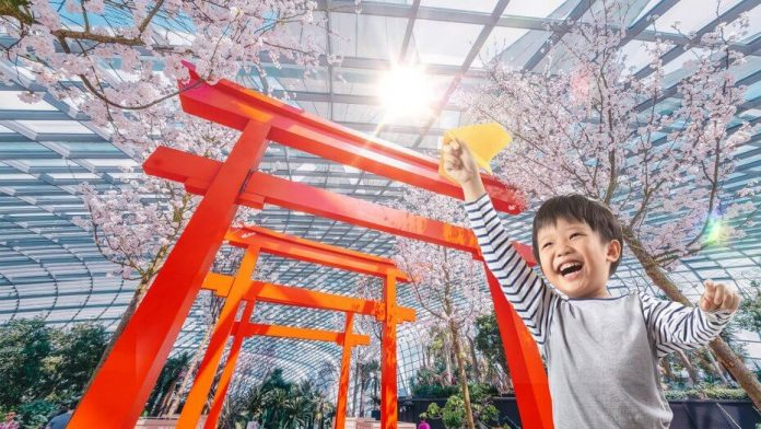 Free Admission For Children At Gardens By The Bay During March School Holidays 2020
