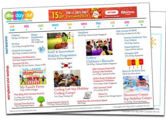 Little Day Out's Guide To The September School Holidays 2019 In Singapore