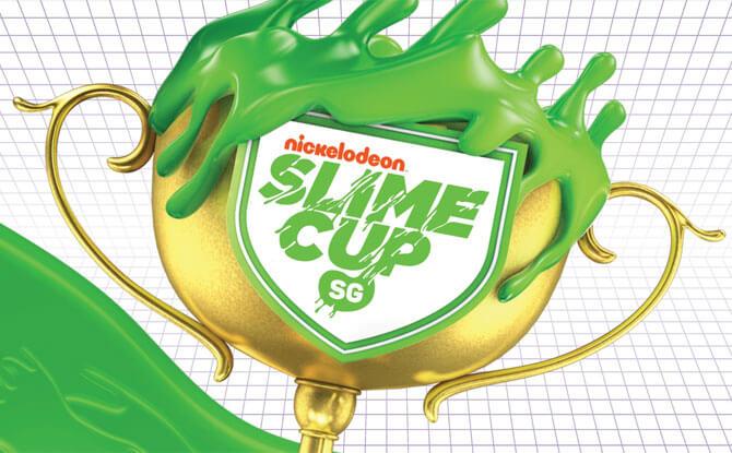 Nickelodeon Slime Cup 2018: Slime & Sports