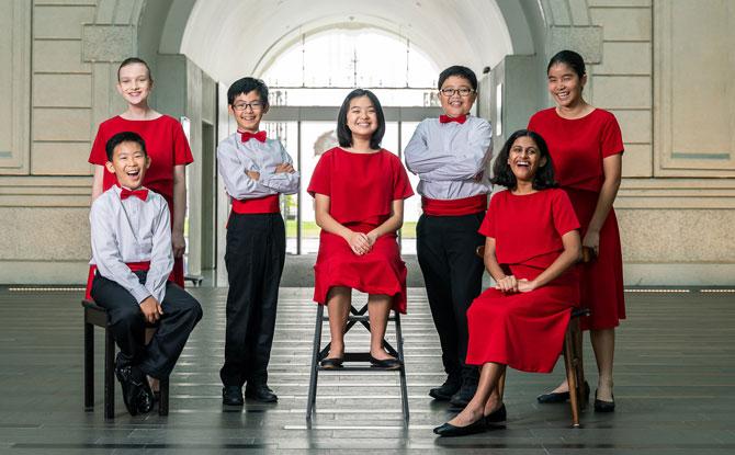 Singapore Symphony Children's Choir Auditions (Online)