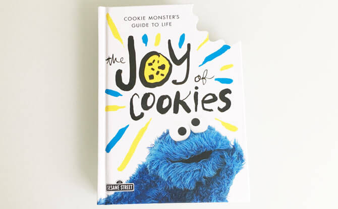 Cookie Monster's Guide to Life - The Joy of Cookies: A Cookie Book Review