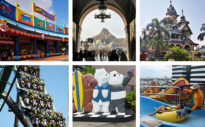 8 Theme Parks In Asia That We Love To Visit