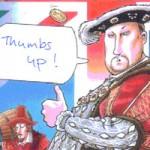 Thumbs Up Barmy Britain