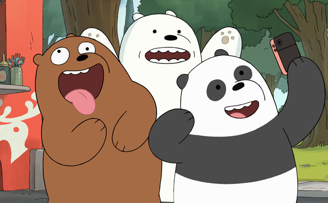 We Bare Bears The Movie - Multi-Channel and Platform Debut