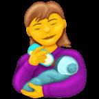 woman feeding baby 1f469 200d 1f37c