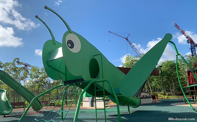 Grasshopper Playground - Everspring Park, Yishun