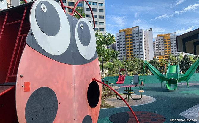 Everspring Park and Playground