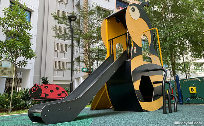 Bumble Bee Playground
